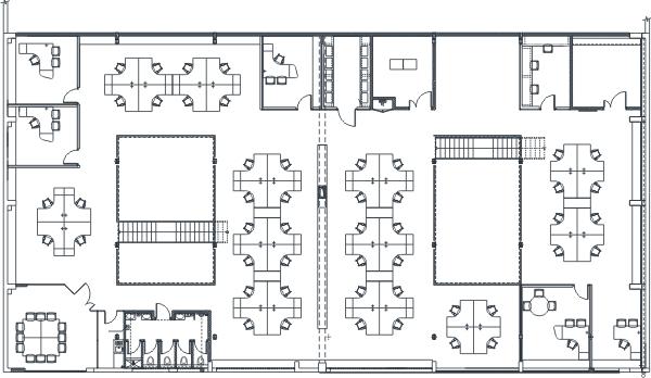 ARCHITECTURE DE BUREAUX DAKAR 9